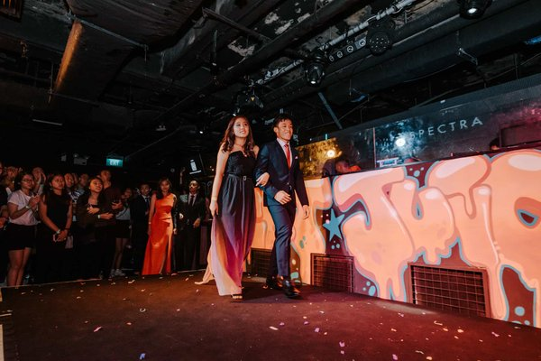 Official Evening Wear For NUS Pharmacy Orientation Programme (POP) Bash 2019