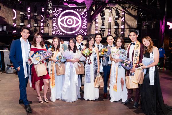 Official Evening Wear for NTU Nanyang Business School D&D 2018
