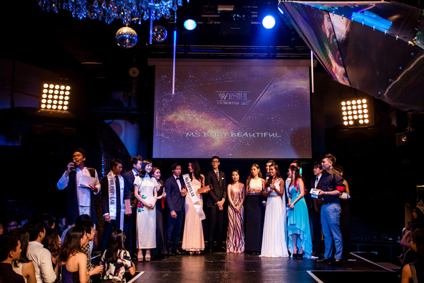 Official Evening Wear for UKBound Wish 2015 (Organised by Imperial College Singapore)