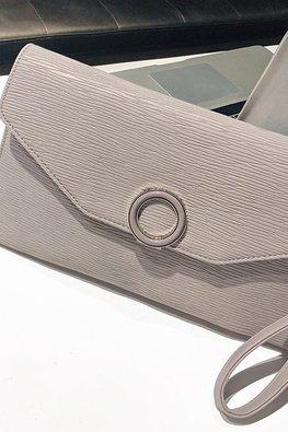 Assorted Colours Envelope Clutch Shoulder Bag