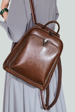 Assorted Colours 2-Way V Sling/Backpack