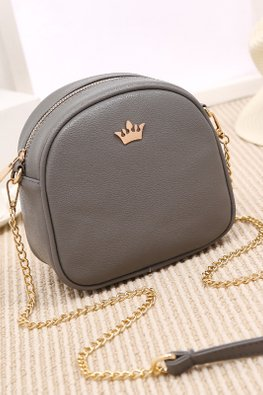 Assorted Colours Mini Tiara Bag